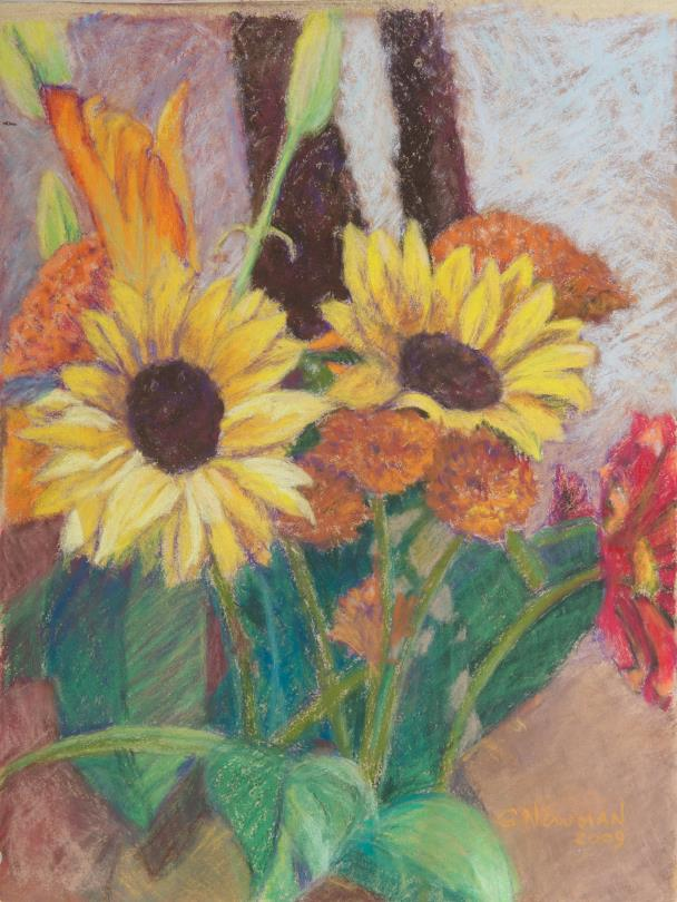 Carmen's Sunflowers
